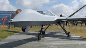 General Atomics MQ-1 Predator-WalkAround