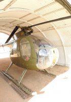 Hughes OH-6A - išorinis sukamaisiais apžiūra