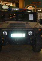 Hummer M1114 - Interaktív Séta