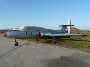 "L-29 ""Delfin"" - Mobilną"
