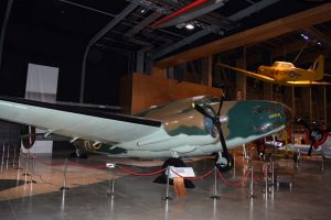 Lockheed Hudson MK.III miejsce - wokół