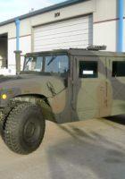 Hummer M1114 - Séta