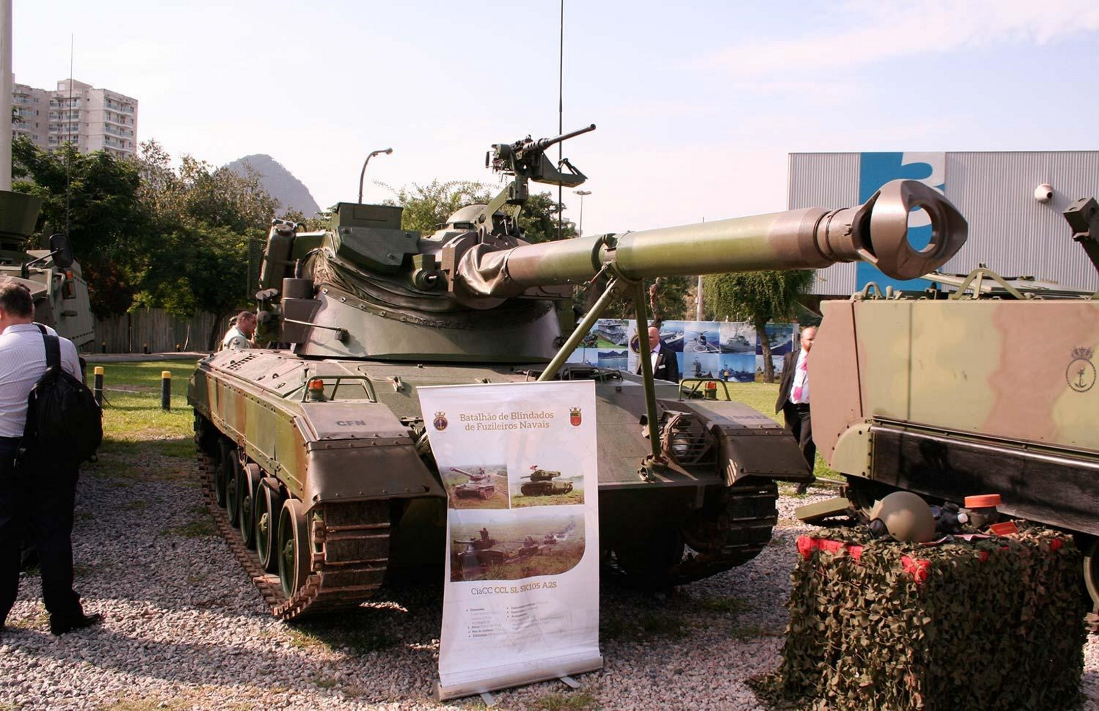 SK-105 A2S Kurassier