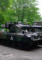 СК-105 Kurassier - мобільний
