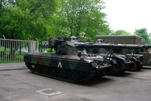 SK-105 Kurassier - mobilną