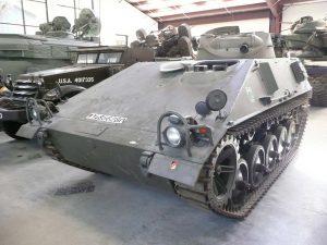 Tank SPz 11-2, Hogy Megvédje Rövid Séta Körül