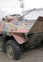 Spahpanzer Luchs З - Мобільний