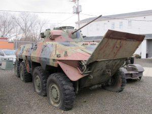 Spahpanzer Luchs С - Мобилна