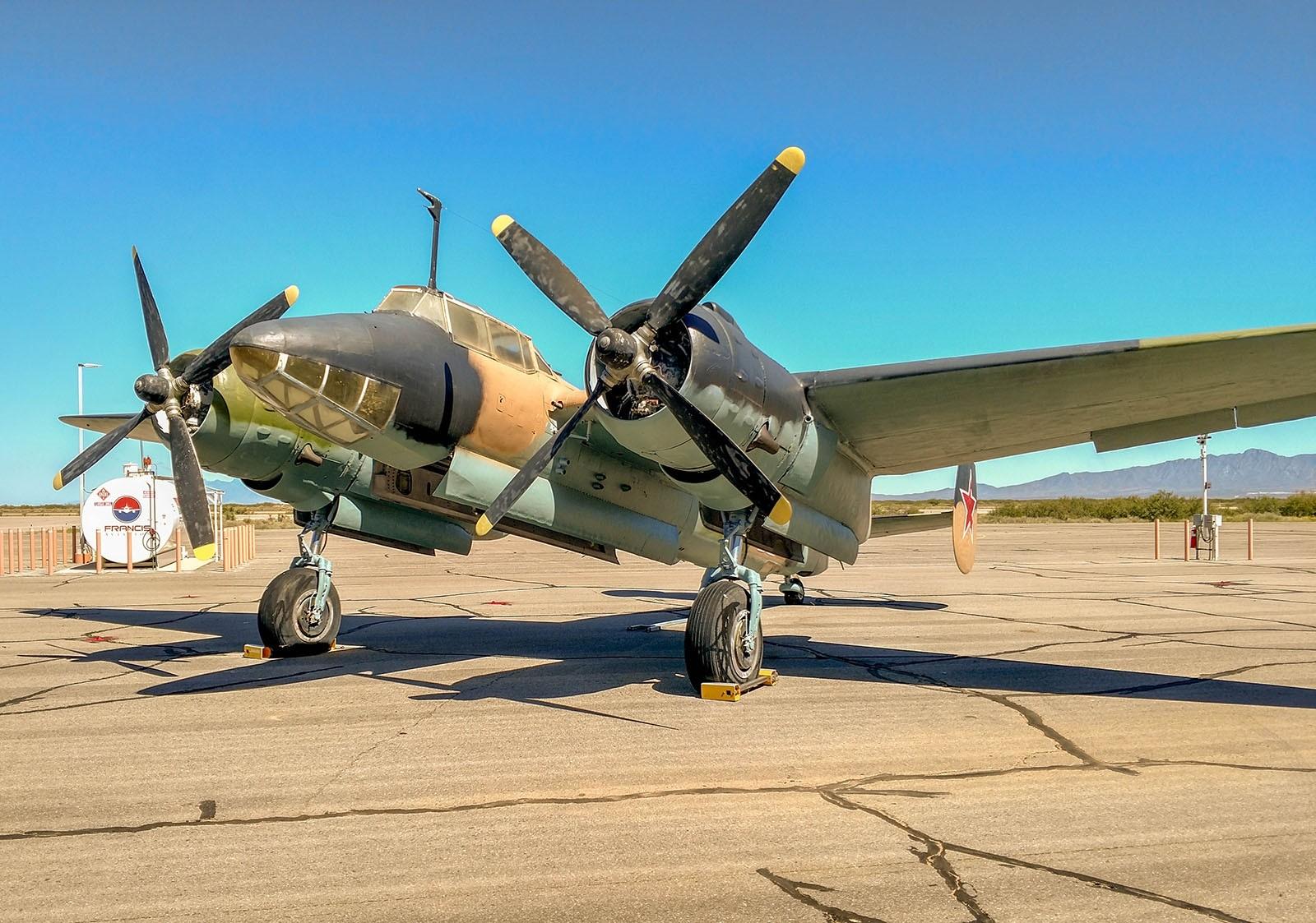 TU-2 박쥐