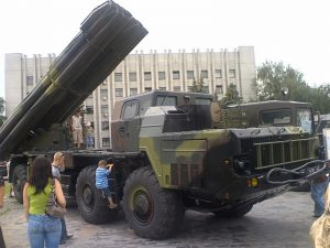 BM-30 Smerch - WalkAround