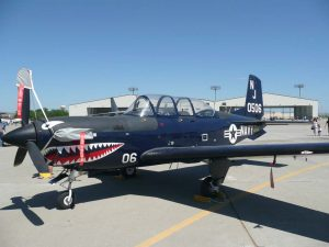 Beechcraft T-34 Mentor - WalkAround