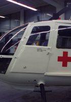 Bolkow Bo-105 - Išorinis Sukamaisiais Apžiūra