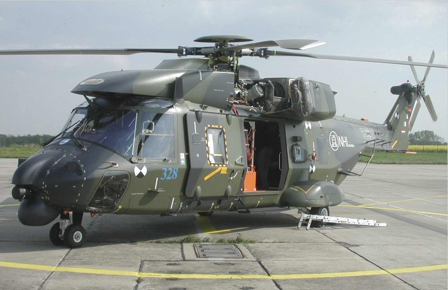 NH Industries NH90 TTH