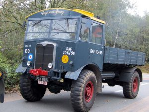 Scammell Pioneer - Omrknout