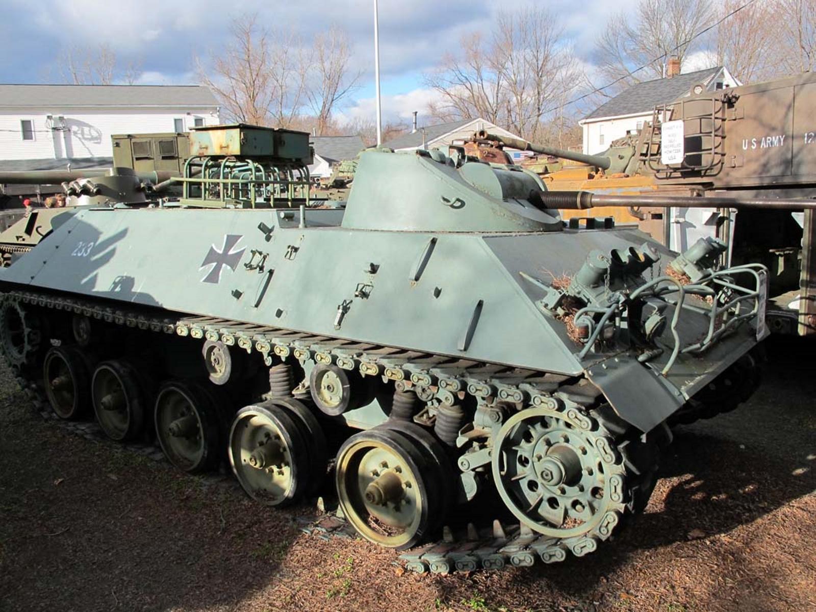 Schutzenpanzer Lang HS。30