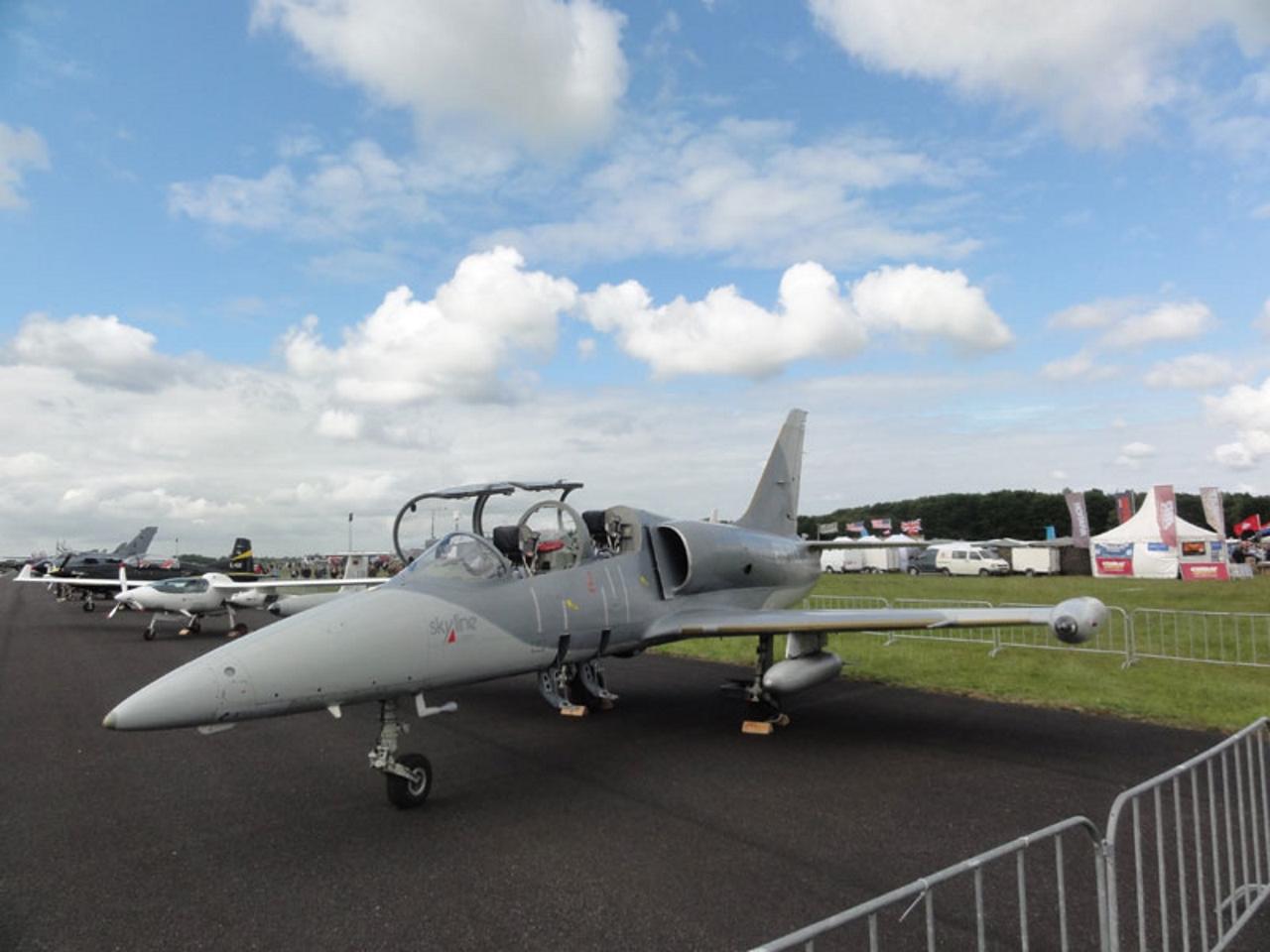 Lėktuvų L-39C Albatros