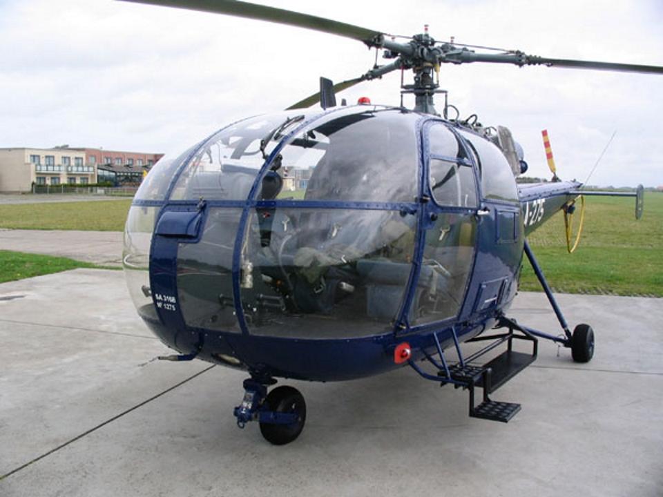 Alouette III.