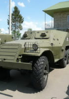 BTR-152 - Walk Around