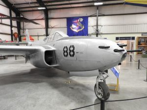 Bell P-59A Airacomet - Walk Around