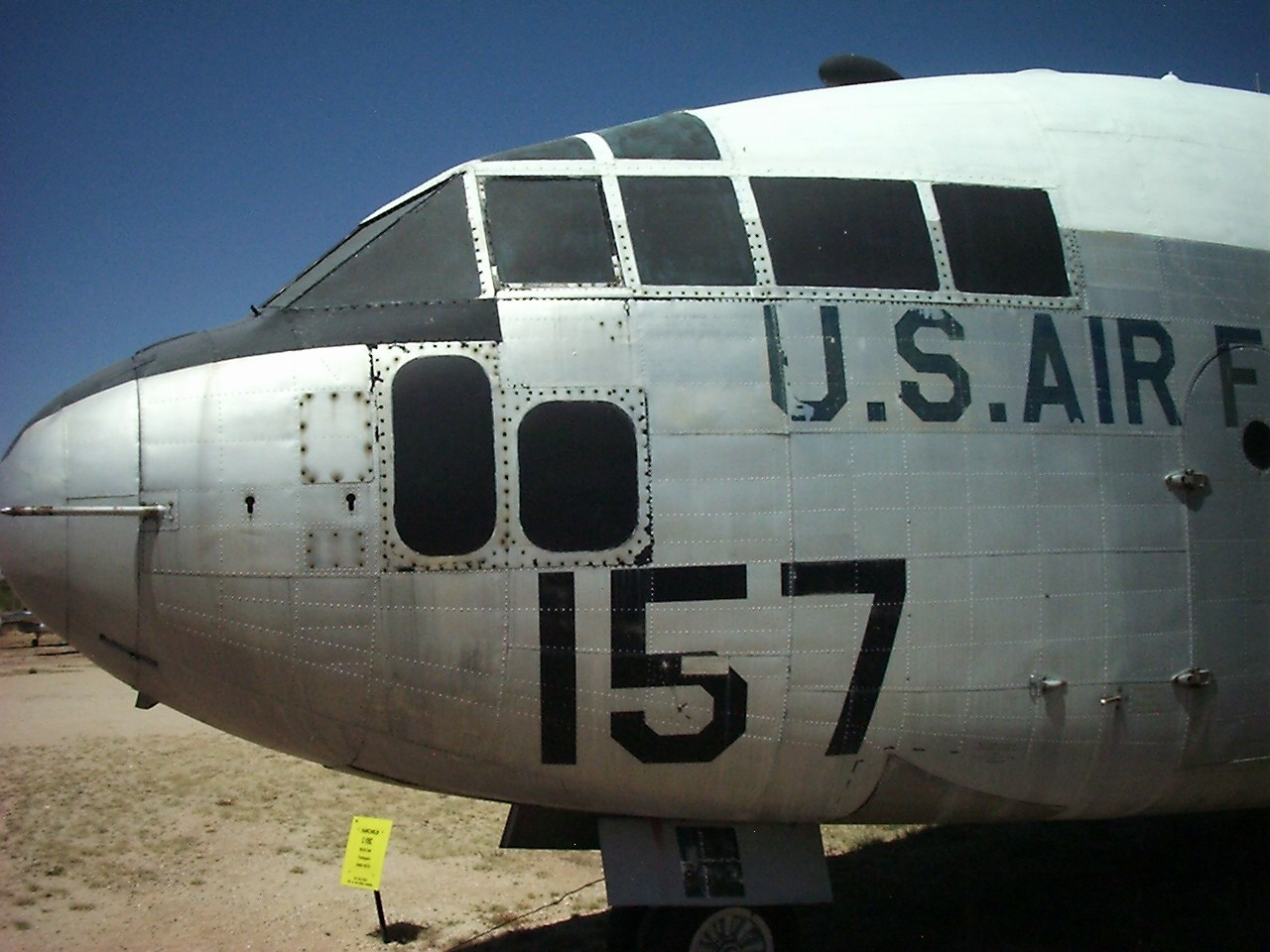 C-119C Flying Boxcar