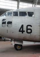 Fairchild C-119 Flying Boxcar - Spaziergang Rund Um