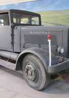 Hanomag ST-100 - Walk Around