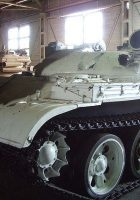 -1 Missile Tank - Camminare Intorno