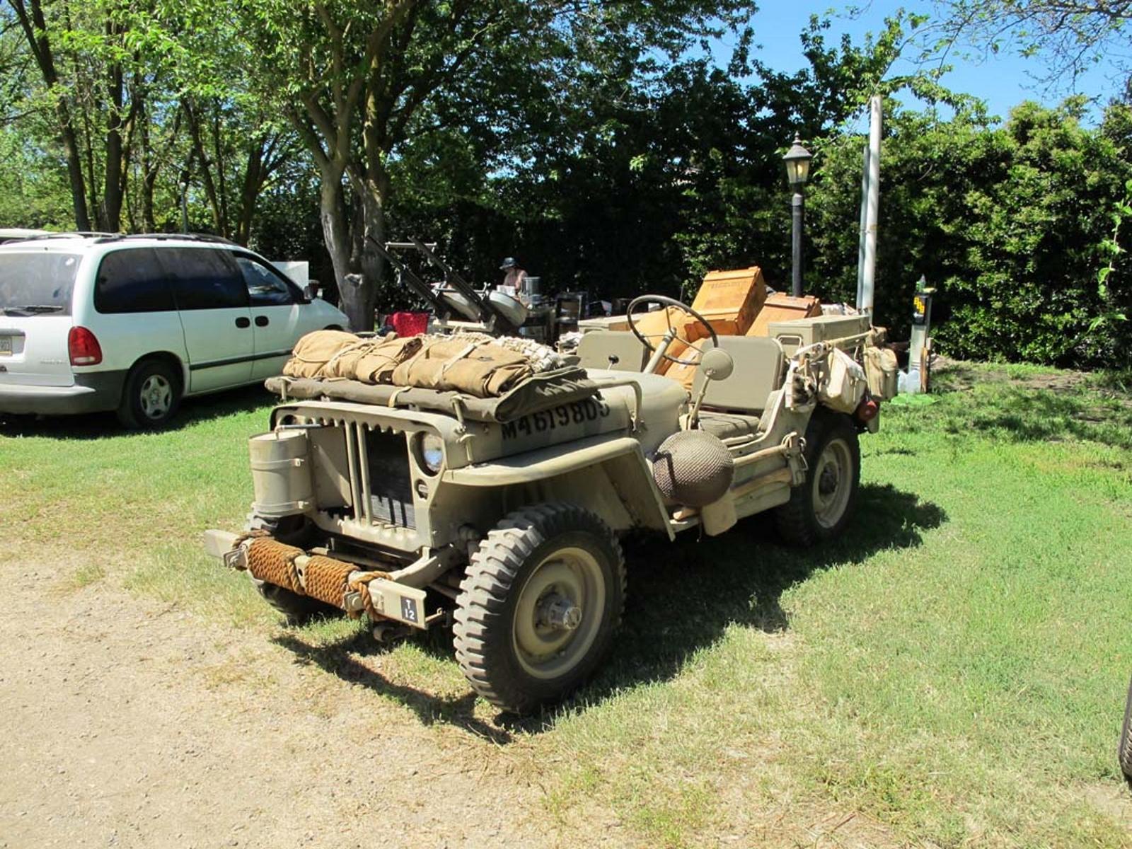Jeep LRDG - Photos - English