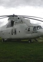 Mil Mi-26 - Walk Around