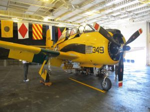 North American T-28 Trojan - Spacer