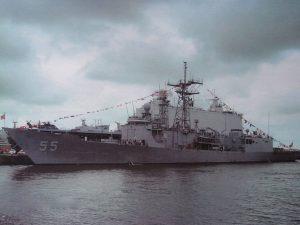 USS Elrod - Walk Around