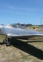 Jakovlev Jak-18 - Chodiť