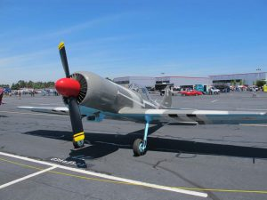 Yakovlev Yak-50 - Walk Around