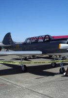 Як-52 - Разходка Около
