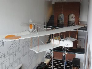 Farman HF.20 - Fuß Rund