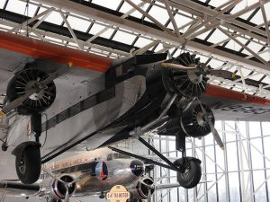 Ford AT-5 Tri-motor - Walk Around