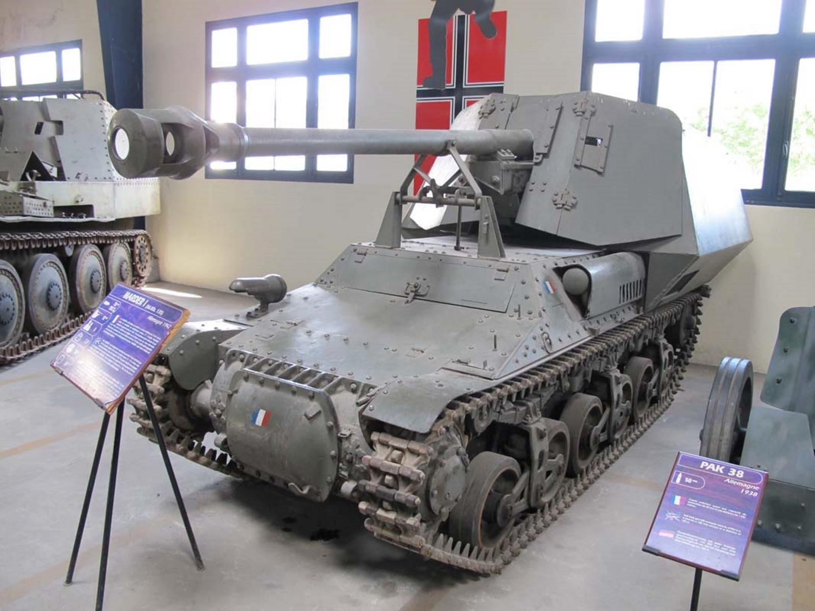 SdKfz 135 Marder I