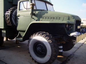 Ural-375 - Walk Around