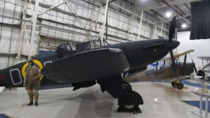 "Boulton Paul ""Defiant"" - Spacer"