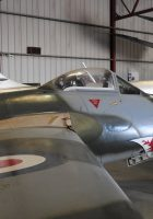 de Havilland Vampire - Camminare Intorno