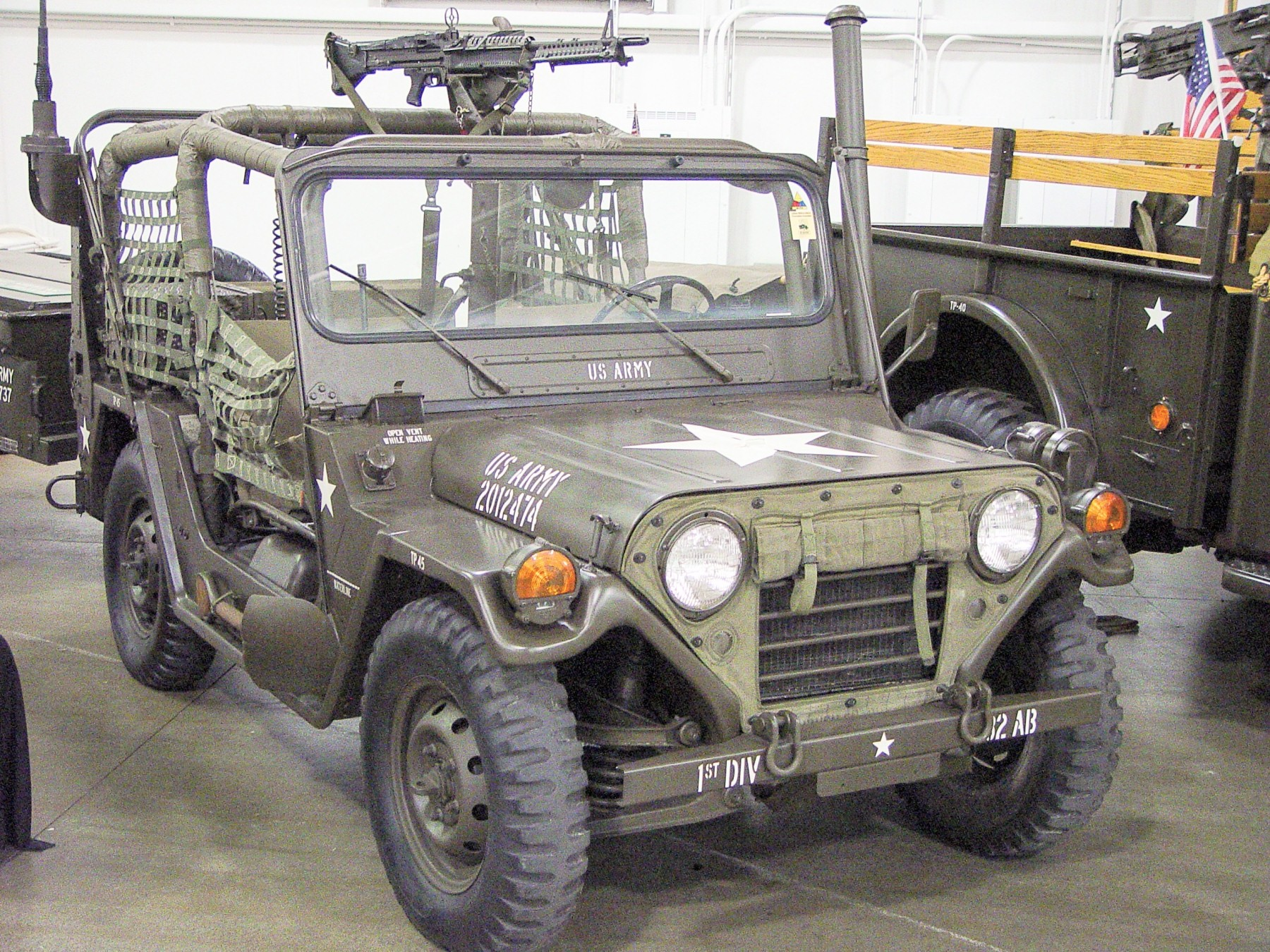 Ford M151 Mutt