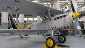 Hawker Nimrod - Jalutada
