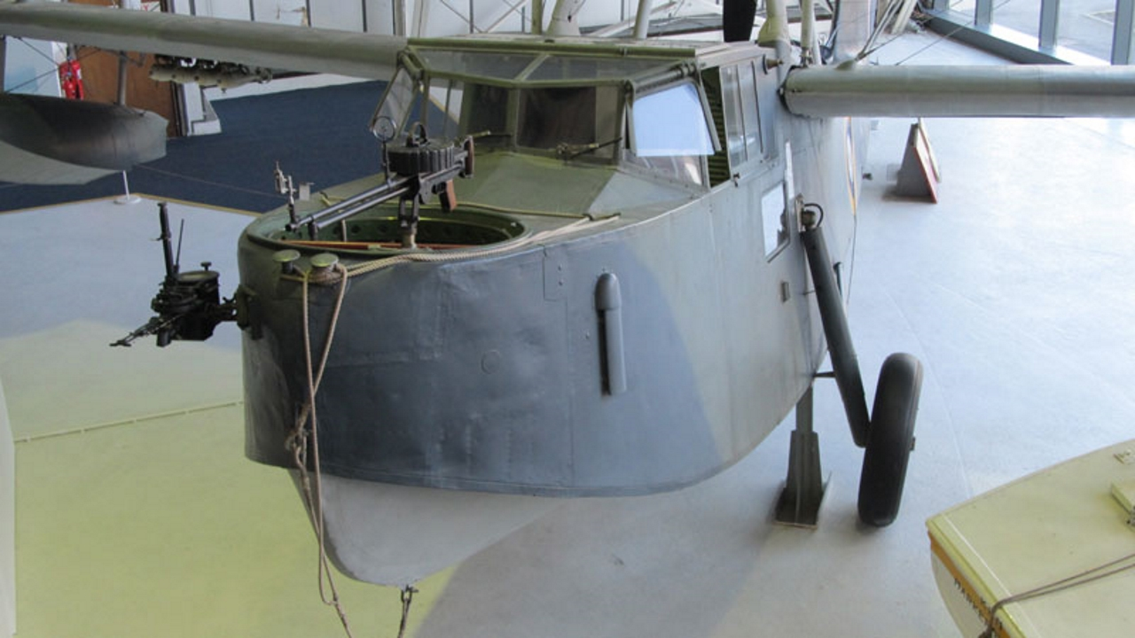 Supermarine Mouette V