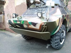 BRDM-2 - Walk Around