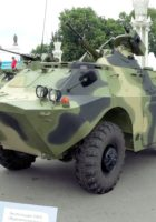 BRDM-2 - Jalutada