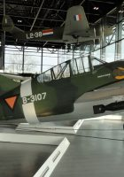 Brewster F2A Buffalo - spacer