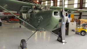 Cessna L-19 Bird Dog - Camminare Intorno