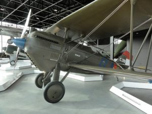 Curtiss P-6 Hawk - Marche Autour De