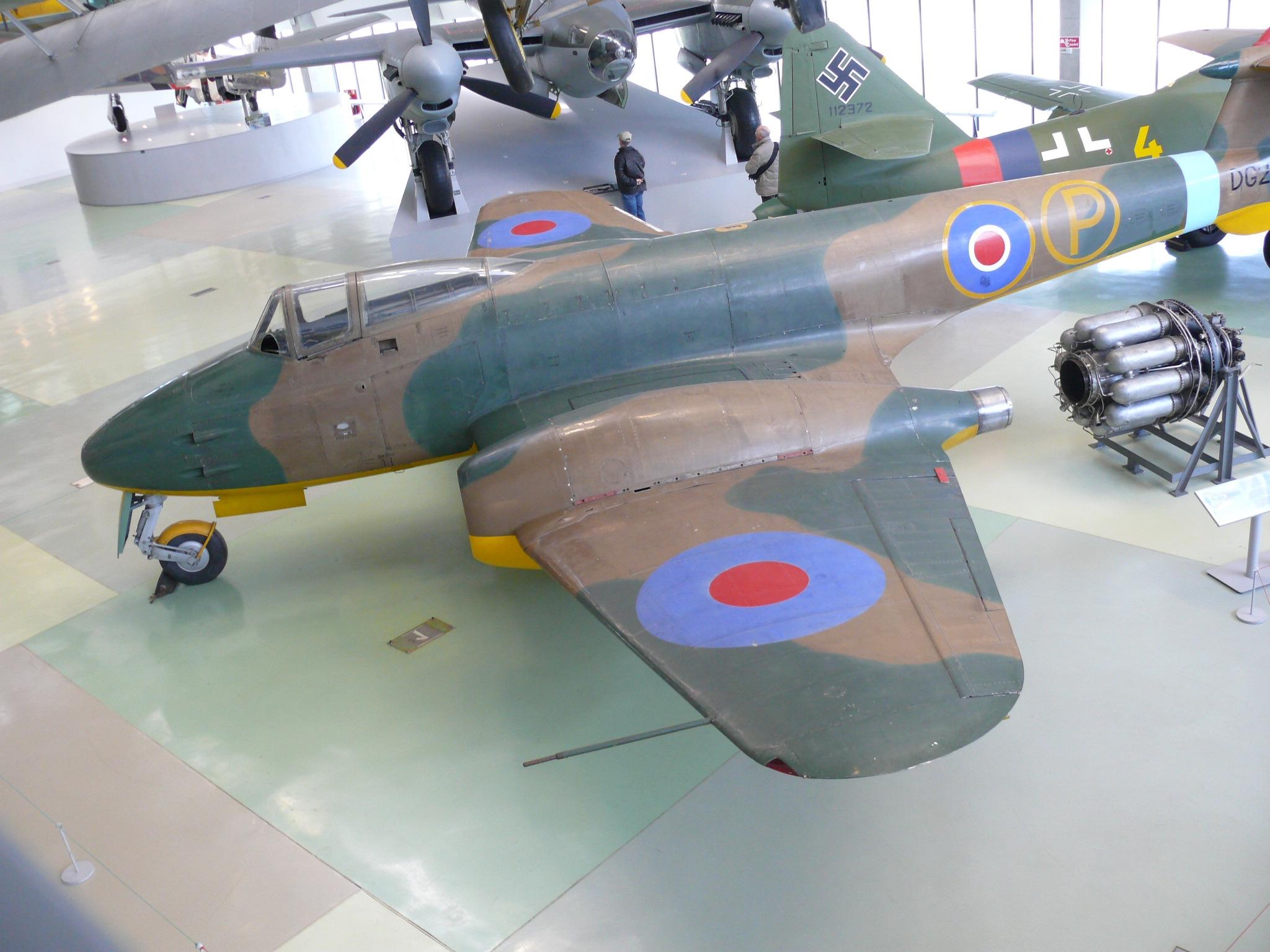 Météore Gloster F9-40 N
