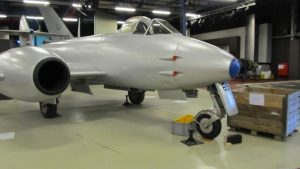 Gloster Meteor - Walk Around